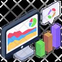 Statistics Application Icon