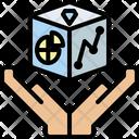 Statistics Box Icon