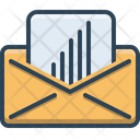 Open Email Inbox Mail Icon