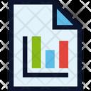 Statistics File Icon