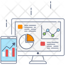 Business Dashboard Business Performance Business Analytics Icon