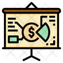 Statistics Financial Chart Icon