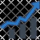 Analytics Chart Report Icon