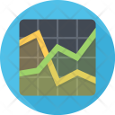 Statistics Seo Business Icon