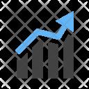Stats Statistics Graph Icon