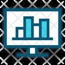 Stats Bar Graph Graph Icon