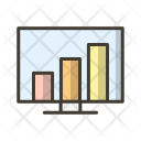 Stats Bar Chart Icon