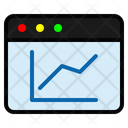 Stats Page Statistic Analytics Icon