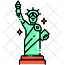 Statue Of Liberty New York Building Icon