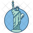 Statue Of Liberty Usa Icon