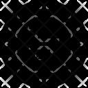 Status Cryptocurrency Icon