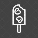 Stawberry Ice Cream Icon