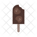 Stawberry Ice Lolly Icon
