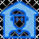 Avatar Man Home Icon