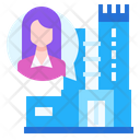 Speech Bubble Protection Quarantine Icon