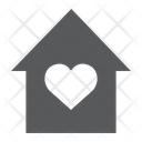 Stay Home Quarantine Icon