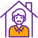 Stay Epidemic Quarantine Icon