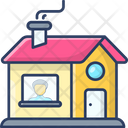 Stay Home Icon