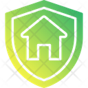 Stay Home Stay Save Icon