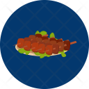 Steak Food Meal Icon