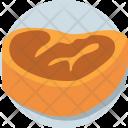 Pork Ham Meat Icon