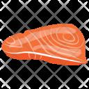Steak Meat Slice Icon