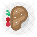 Steak Meat Food Icon