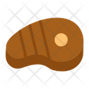 Steak Grill Meal Icon