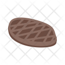 Steak Biscuit Bakery Icon