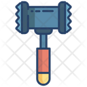 Steak Hammer Utensil Kitchen Icon