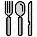 Steak Knife Cutlery Equipment Icon