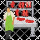 Steak Shop Icon