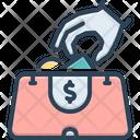 Steal Pilfer Thieves Icon