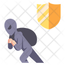 Steal Insurance Icon