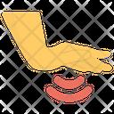 Sauna Steam Wet Icon