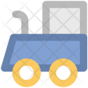 Steam Engine Tram Icon