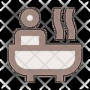Steam Bath Icon