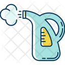 Steam Cleaning Icon