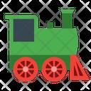Engine Locomotive Railway Icon