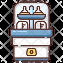 Steam Sterilizer Electric Appliances Feeder Icon