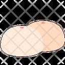 Steamed Bun Icon