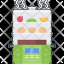 Steamer Kitchen Cooking Icon