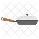 Frying Pan Steamed Icon