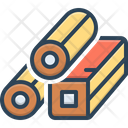 Steel Metal Material Icon
