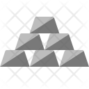 Steel Bars Icon