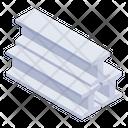 Steel Beam Icon