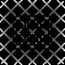 Steel Frame Steel Frame Icon