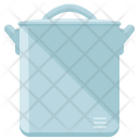Steel Pot Icon