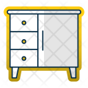 Steel Work Table Icon