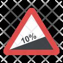 Steep Ascent Icon